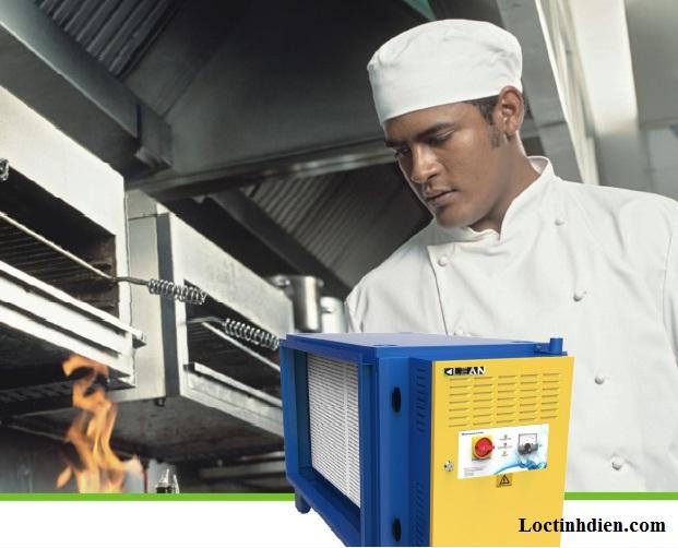 Catalogue loc tinh dien Klean